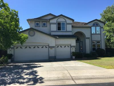 Rocklin CA Single Family Home For Sale: $819,950