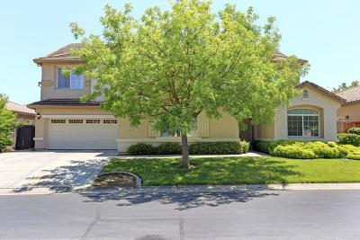 Single Family Home For Sale: 521 Hawkcrest Circle