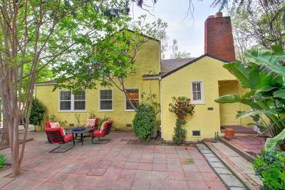 Sacramento Single Family Home For Sale: 3854 McKinley Boulevard