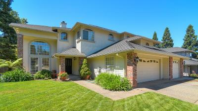 Fair Oaks CA Single Family Home For Sale: $609,000