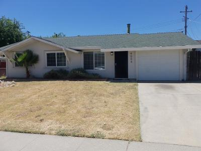 Sacramento County Single Family Home For Sale: 4004 Dexter Circle