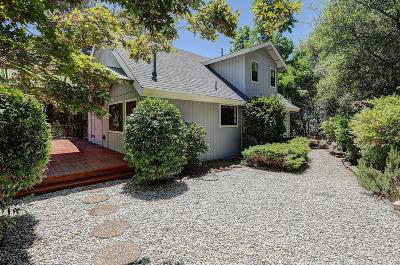 Grass Valley Single Family Home For Sale: 10756 Pekolee Drive