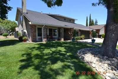 Modesto Single Family Home For Sale: 2613 Descanso Way