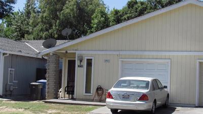 Sacramento Single Family Home For Sale: 1770 Teralba Way