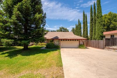 Roseville Single Family Home For Sale: 8892 Mariposa Avenue