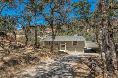 Jamestown Single Family Home For Sale: 13160 Tulloch Dam Road