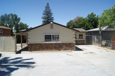 Single Family Home For Sale: 5022 Harrison Street