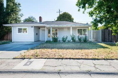 Sacramento Single Family Home For Sale: 5632 59th Street
