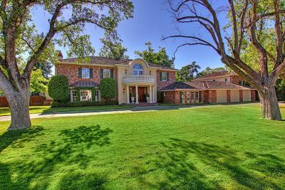 Sacramento Single Family Home For Sale: 1321 Mariemont Avenue