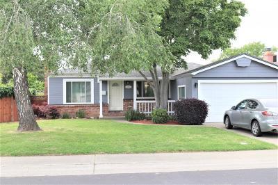 Yolo County Single Family Home For Sale: 1016 Hemlock Street