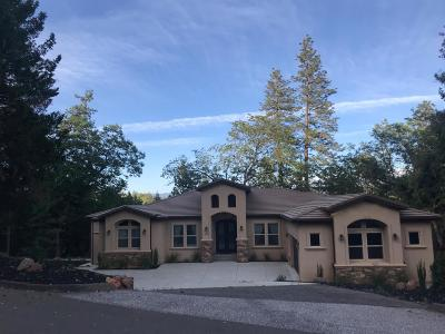 Foresthill Single Family Home For Sale: 4665 Rosarno Place