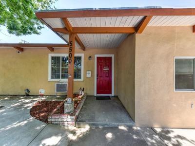 Sacramento Single Family Home For Sale: 5500 71st Street