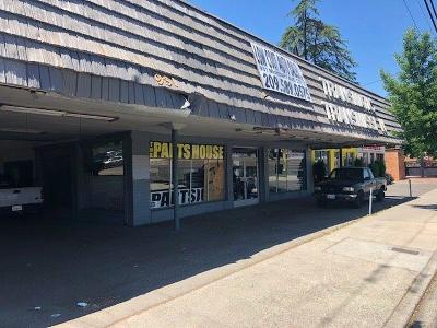 Modesto Business Opportunity For Sale: 931 McHenry Ave.