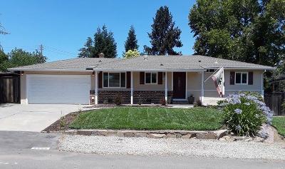 Fair Oaks Single Family Home For Sale: 4505 Crestridge Road