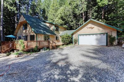 Nevada City Single Family Home For Sale: 16914 Pasquale Road