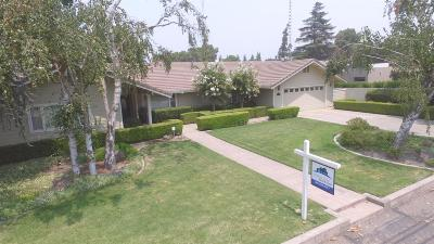 Modesto Single Family Home For Sale: 1117 Country Club Drive