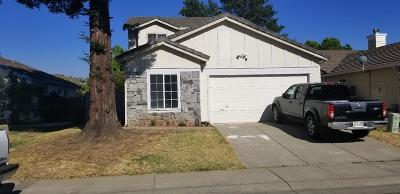 Elk Grove Single Family Home For Sale: 8765 Clay Glen Way