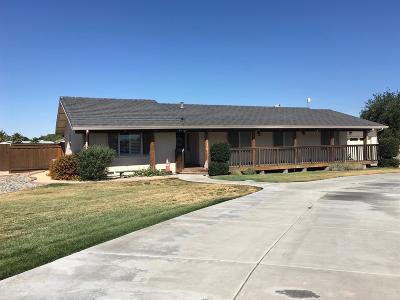 Tracy CA Single Family Home For Sale: $880,000-V*