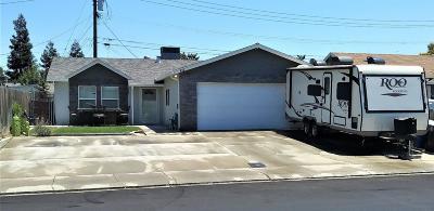 Manteca Single Family Home For Sale: 458 Chestnut Avenue