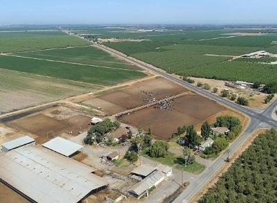 San Joaquin County Commercial Lots & Land For Sale: 11495 South Van Allen Road
