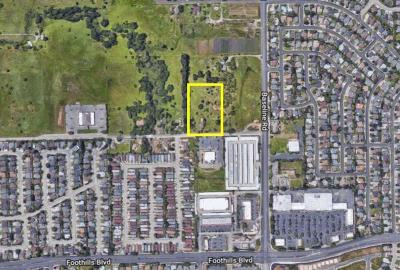 Roseville Residential Lots & Land For Sale: 8090 Brady Lane