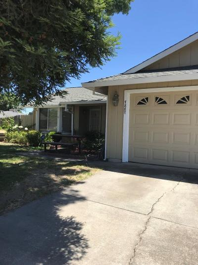 Antelope Single Family Home For Sale: 7887 Caber Way