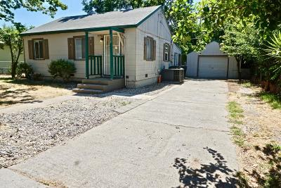 Sacramento Single Family Home For Sale: 4390 Attawa Avenue