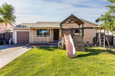 Modesto CA Single Family Home For Sale: $257,900