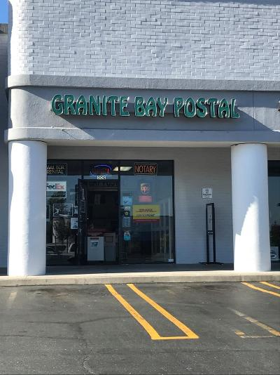 Granite Bay Business Opportunity For Sale: 4120 Douglas Blvd