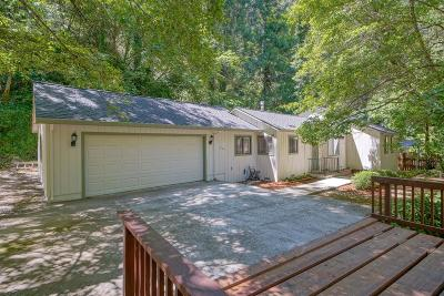 Placerville Single Family Home For Sale: 1846 Smith Flat