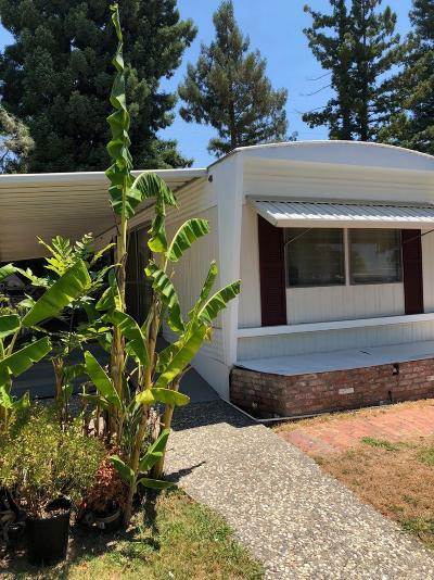 Folsom Mobile/Manufactured For Sale: 168 Danielle Way