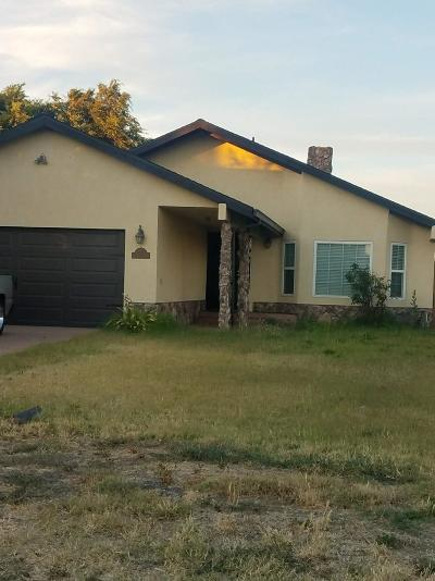 Stockton Single Family Home Active Short Cont.: 3772 Odell Avenue
