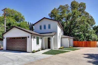 Sacramento Single Family Home For Sale: 4150 Palm Avenue