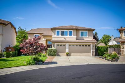 Rocklin Single Family Home For Sale: 2107 Kyle R Court