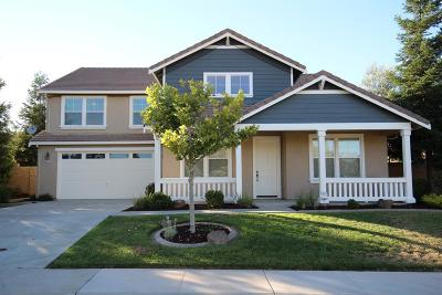 Patterson CA Single Family Home For Sale: $547,500