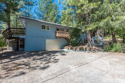 Placerville Single Family Home For Sale: 5310 Davenport Road