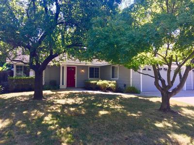 Carmichael Single Family Home For Sale: 6333 Lincoln Avenue