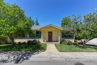 Folsom Multi Family Home Active Rel. Clause: 612 Orange Grove Way #612 1/2