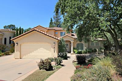 Carmichael Single Family Home For Sale: 6105 Holt Lane