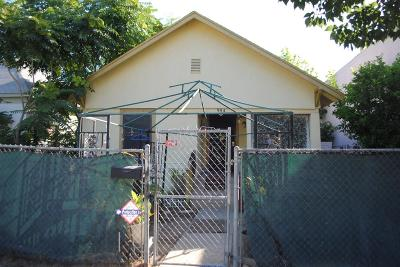 Modesto Single Family Home For Sale: 904 3rd Street