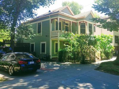 Sacramento Multi Family Home For Sale: 815 27th Street