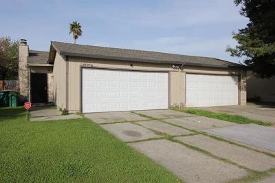 Stockton Multi Family Home For Sale: 1935 Colt Drive #7
