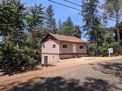 Colfax Single Family Home For Sale: 1050 Old Tokayana Way