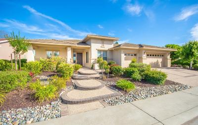 Sun City Lincoln Hills Single Family Home For Sale: 893 Wagon Wheel Lane