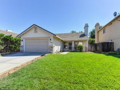 Lincoln Single Family Home For Sale: 1669 Jasmine Way