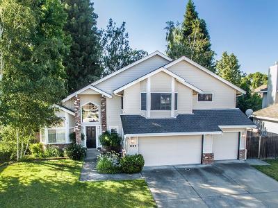 Sacramento Single Family Home For Sale: 1336 Manzano Way