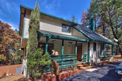 Placerville Single Family Home For Sale: 6252 Pine Needle Lane