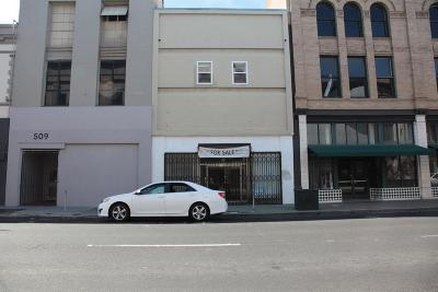 Stockton Commercial For Sale: 515 East Main Street