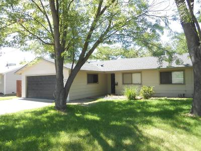 Orangevale Single Family Home For Sale: 8942 Woodward Way