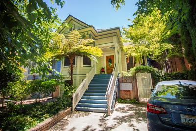 Multi Family Home For Sale: 1314 Q Street